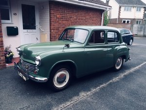 1951 Hillman Minx Looking for good home