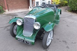1934 HILLMAN AERO MINX RESTORED 2019 For Sale