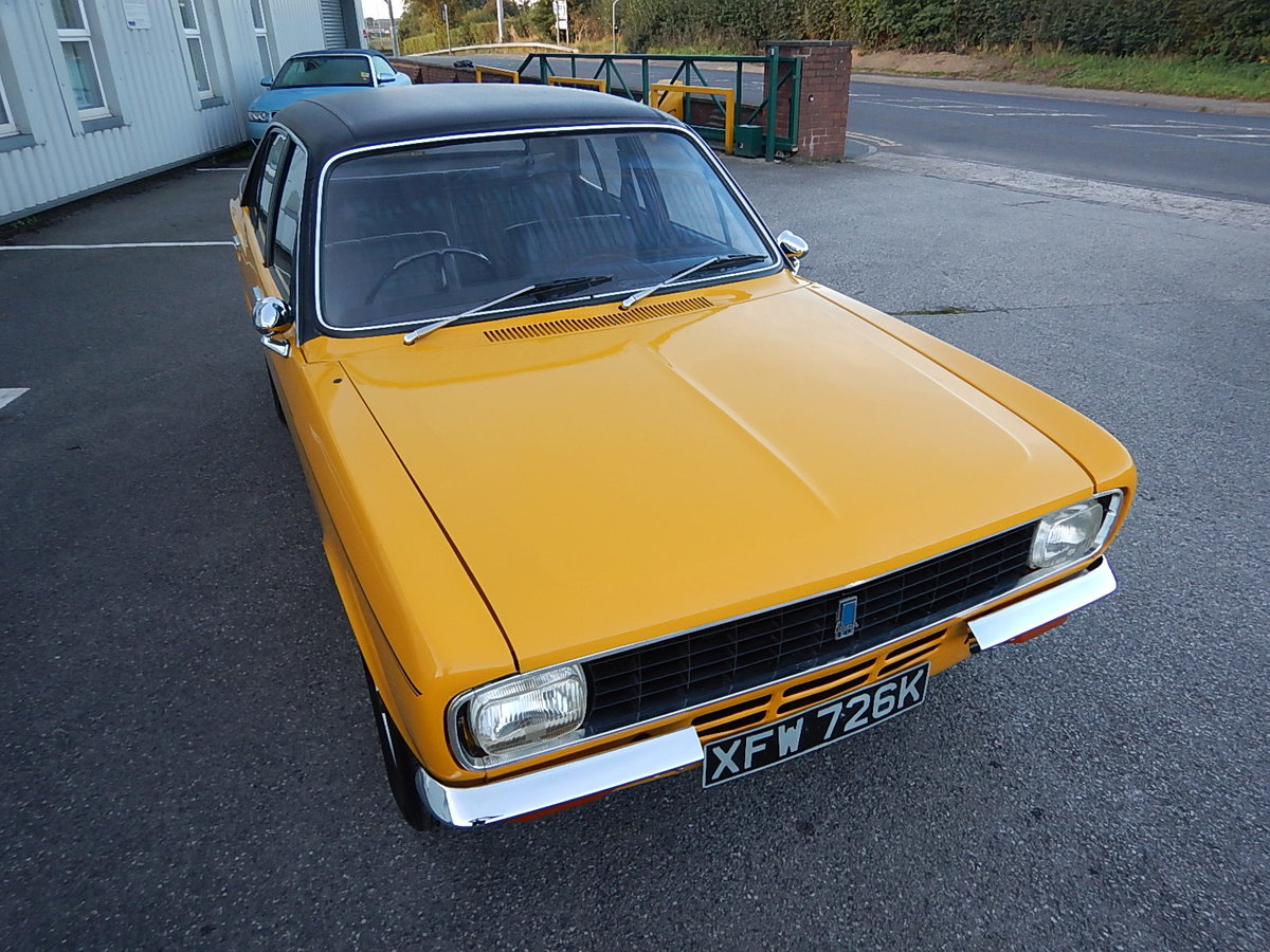 1971 HILLMAN AVENGER 1500 Deluxe For Sale (picture 2 of 6)