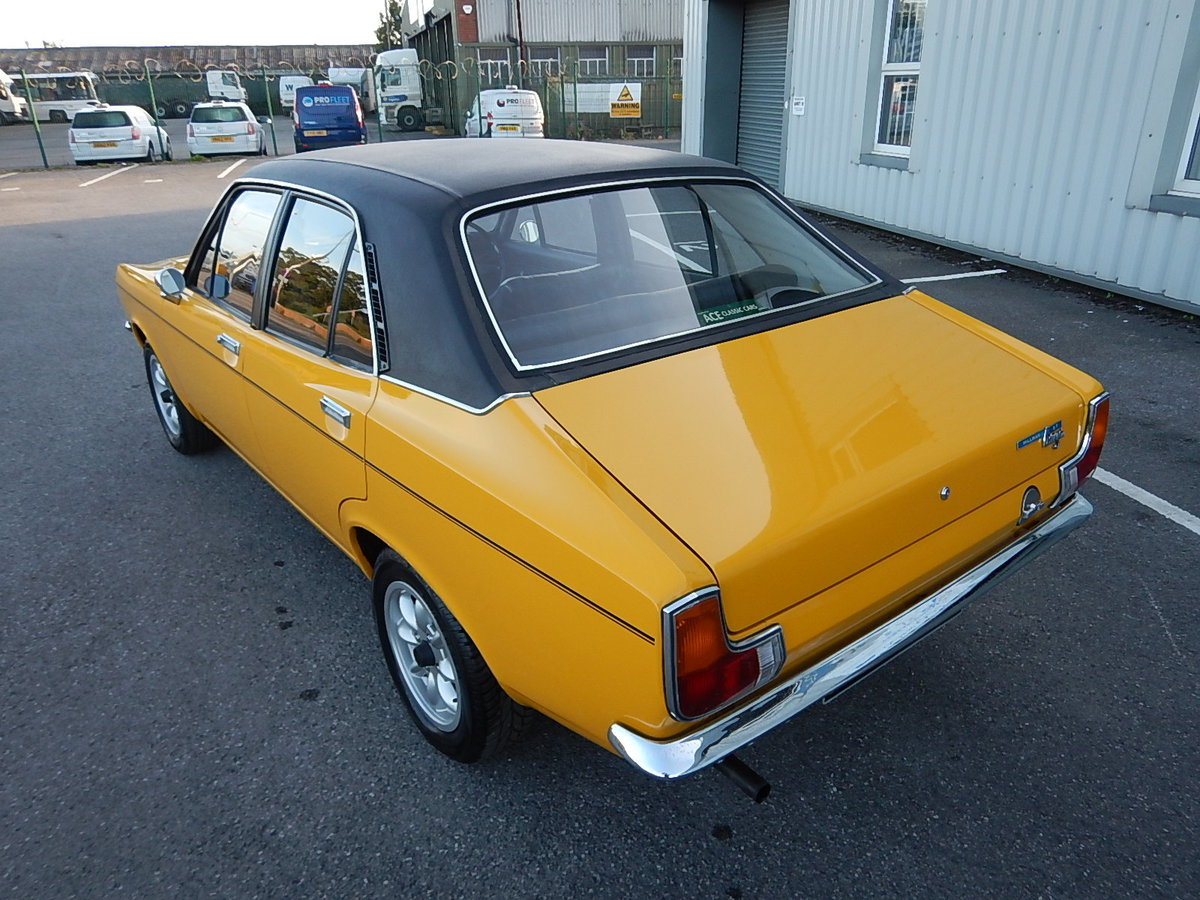 1971 HILLMAN AVENGER 1500 Deluxe For Sale (picture 4 of 6)