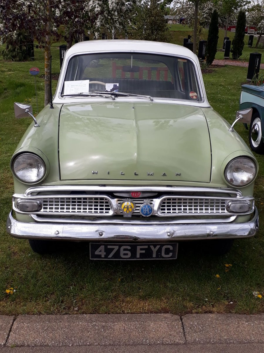 1959 Hillman Minx SOLD (picture 2 of 6)
