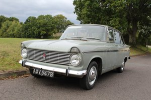 1964 Hillman Minx 1600 1962 - To be auctioned 25-10-19
