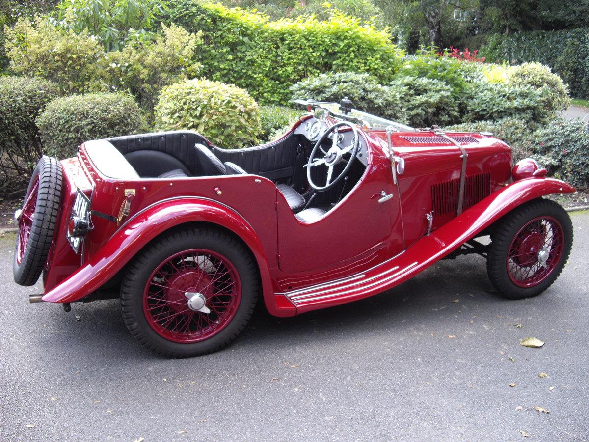 1934 Hillman Aero Minx For Sale (picture 2 of 4)