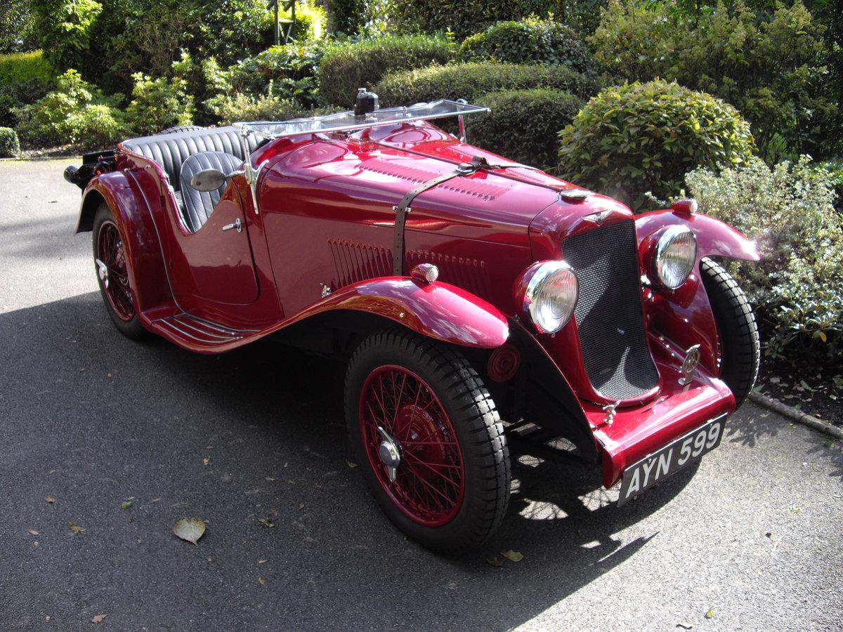 1934 Hillman Aero Minx For Sale (picture 3 of 4)