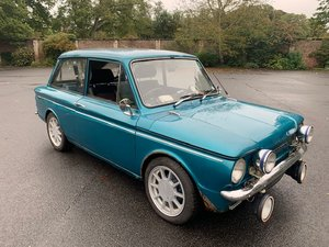 *NOVEMBER AUCTION* 1972 Hillman Imp Deluxe