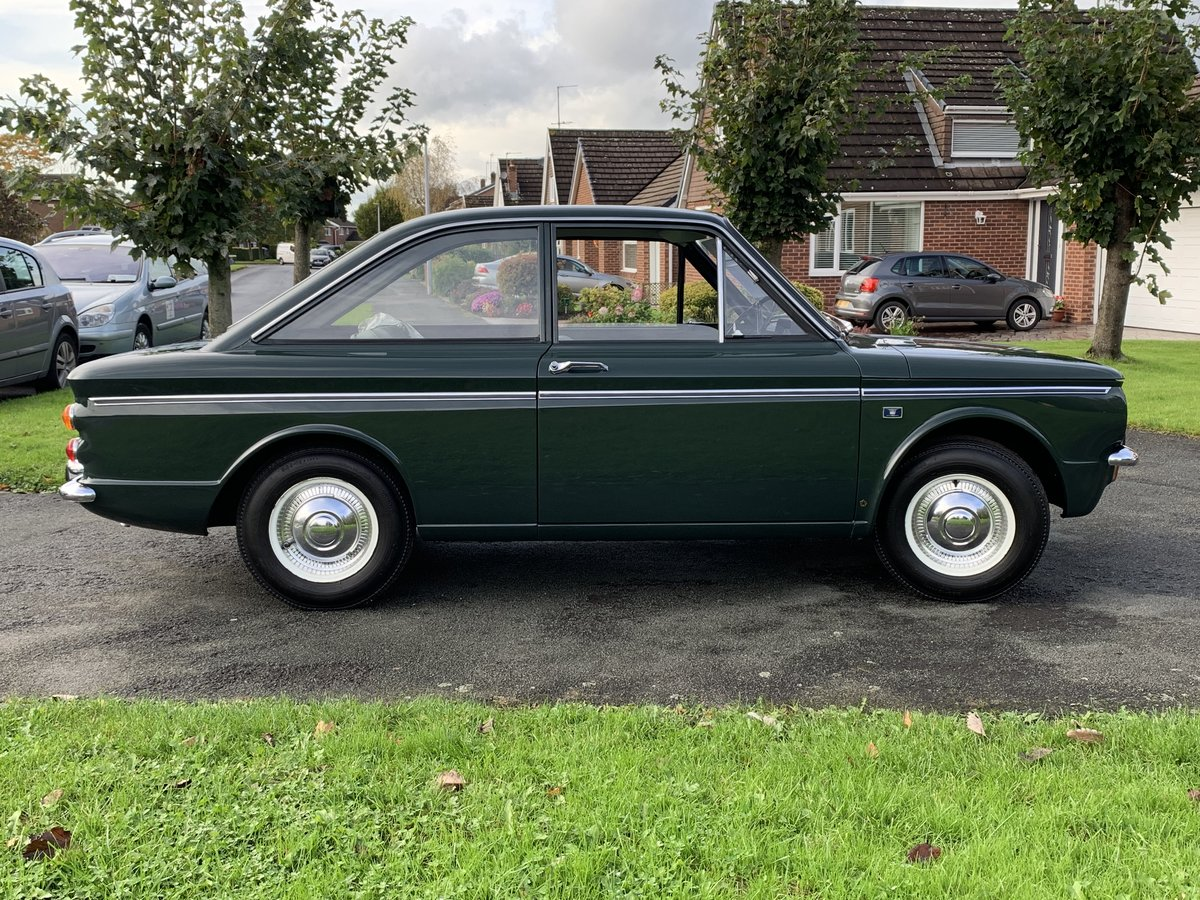 1967 hillman imp calafornian 82 miles from new For Sale (picture 1 of 6)