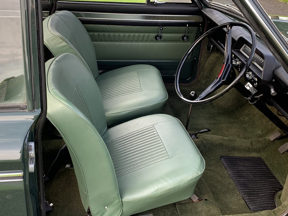 1967 hillman imp calafornian 82 miles from new For Sale (picture 4 of 6)