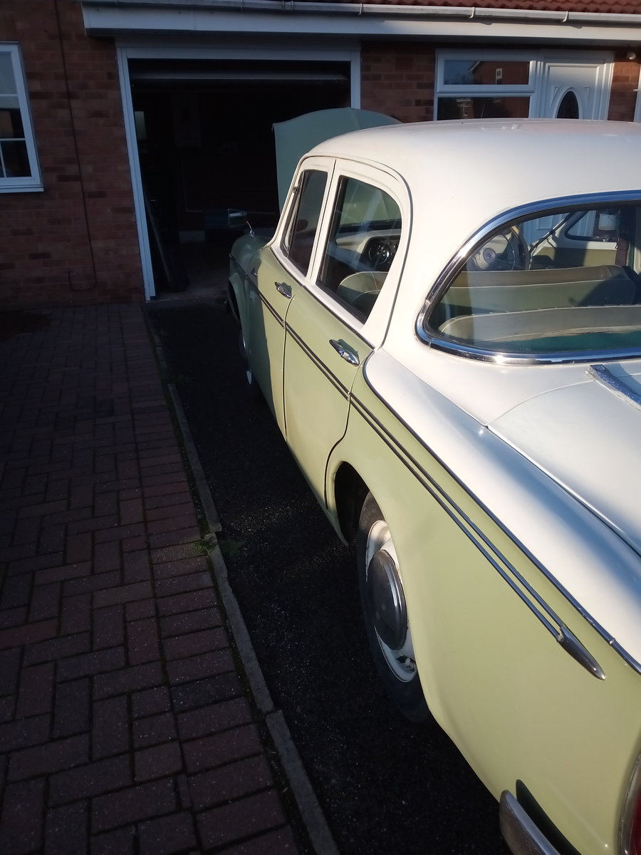 1959 Hillman Minx SOLD (picture 3 of 6)