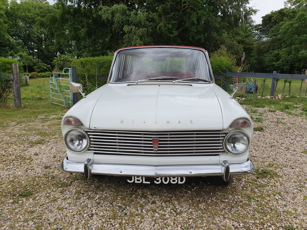 Hillman Super Minx Estate - ready to drive away SOLD (picture 2 of 6)