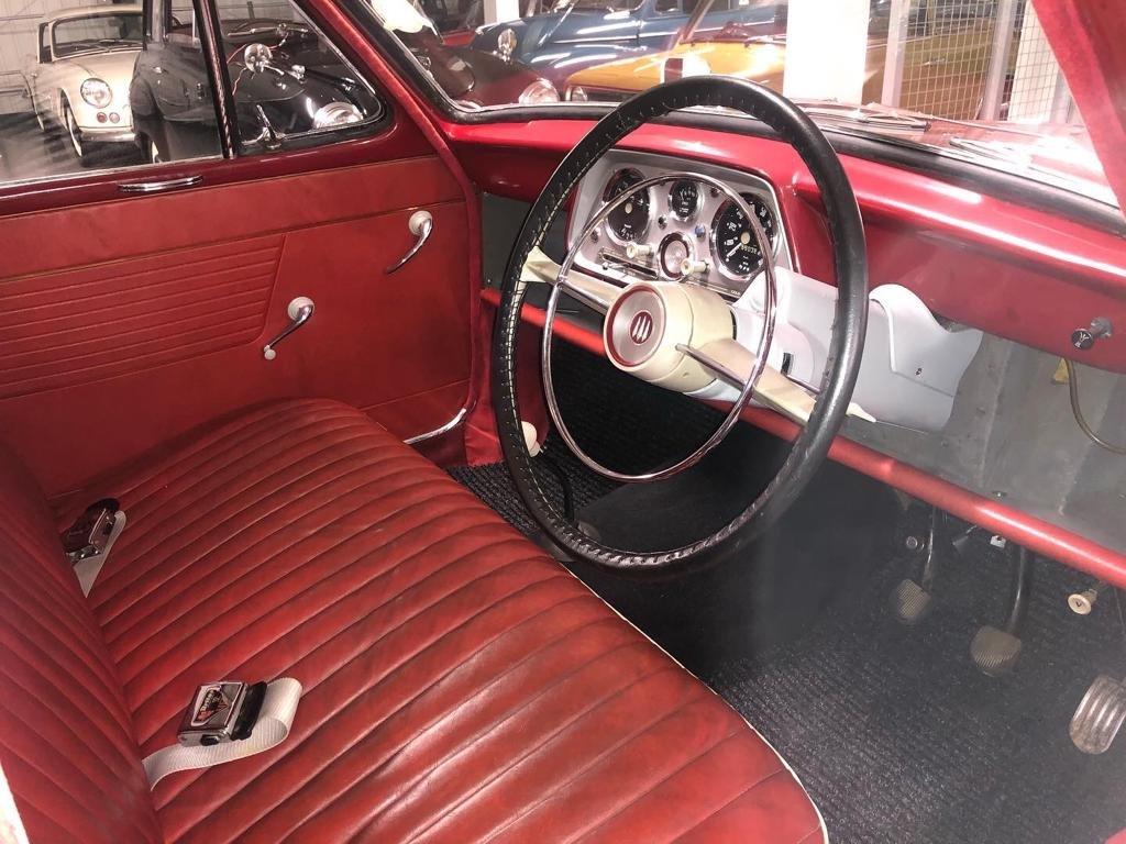1962 Hillman Minx 1600 Estate Series III For Sale (picture 5 of 6)