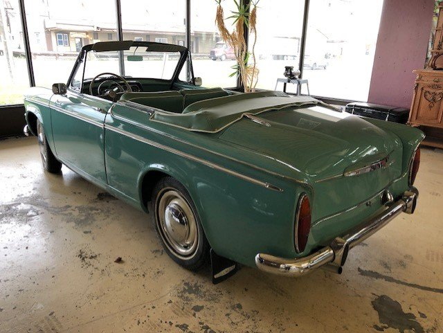 1961 Hillman Minx Convertible SOLD (picture 6 of 6)
