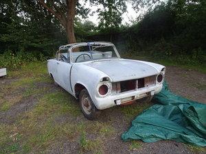 1962 hillman super minx convertible rare opportunity