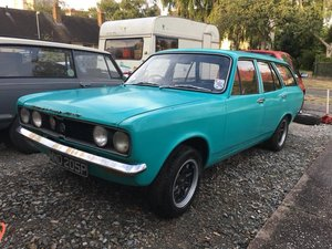 1976 Hillman Avenger 1600 Super Estate twin lights For Sale