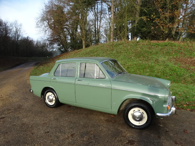 1966 HILLMAN MINX 1725 AUTO *Only 18,000 miles* SOLD (picture 4 of 4)