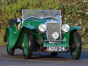 1933 Hillman Aero Minx