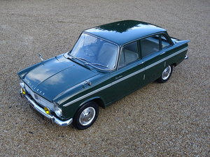 Hillman Super Minx – Exceptional Car/Very Original