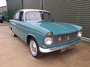 1964 Hillman Super Minx very low mileage unrestored