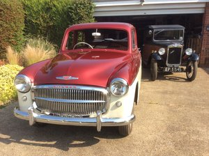 1956 Hillman Minx - almost complete project For Sale