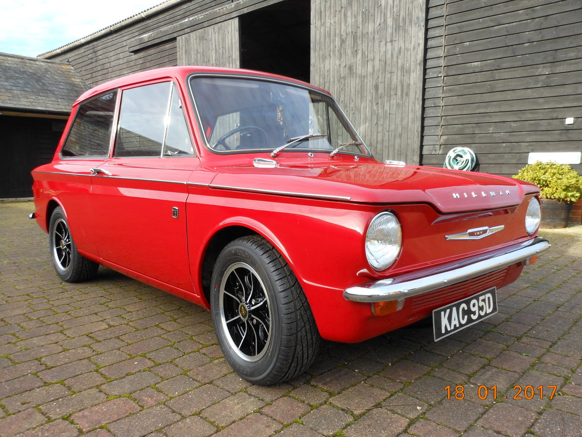 1966 Hillman Imp 15789 miles Time warp unrestored For Sale (picture 1 of 6)