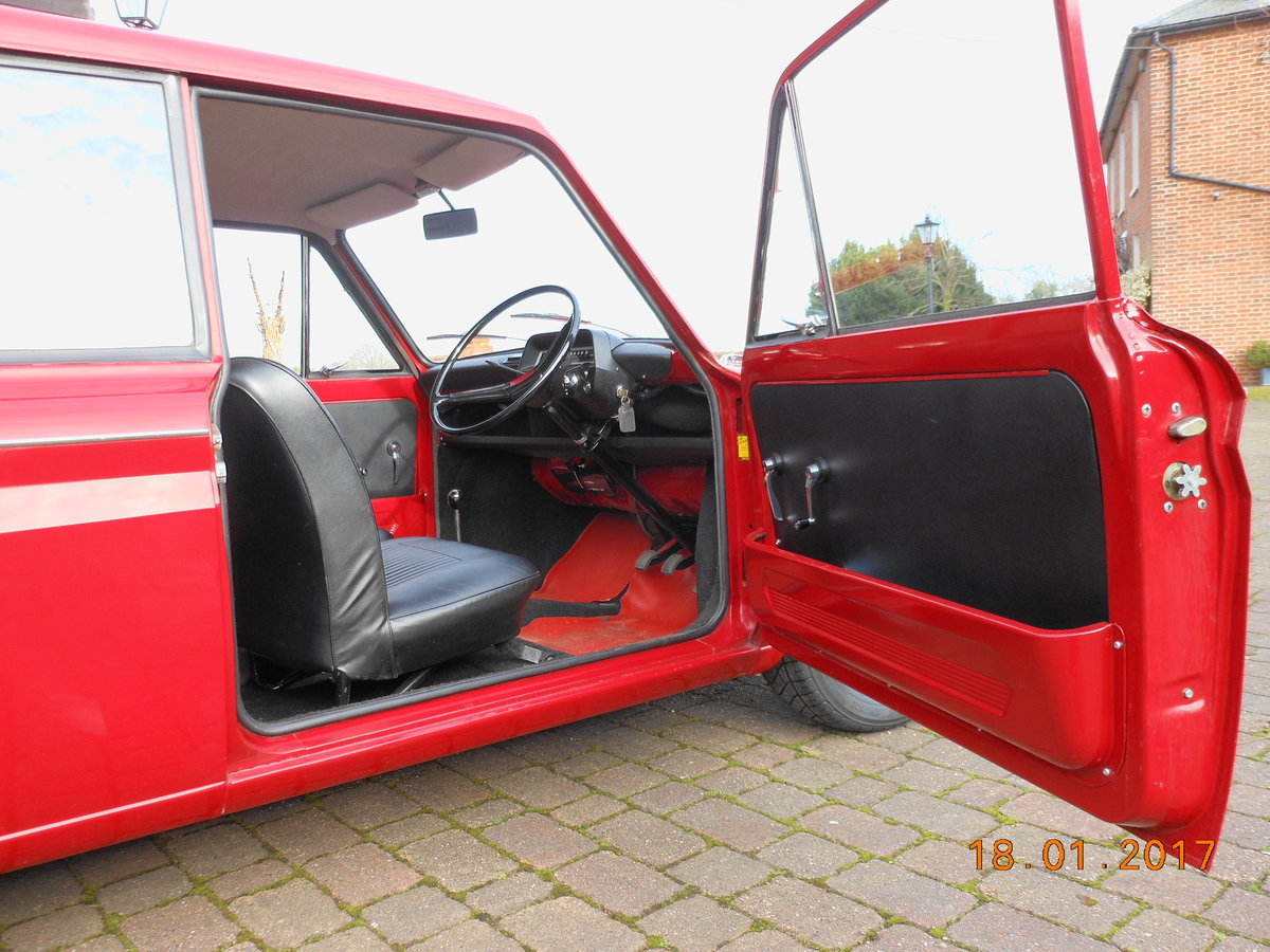 1966 Hillman Imp 15789 miles Time warp unrestored For Sale (picture 5 of 6)