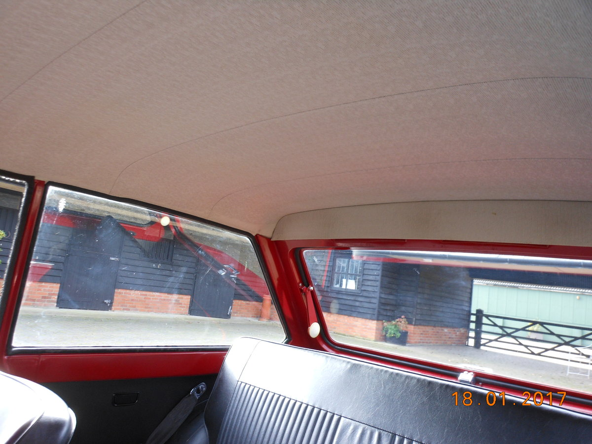 1966 Hillman Imp 15789 miles Time warp unrestored For Sale (picture 6 of 6)