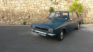 Hillman Hunter - Malta-built