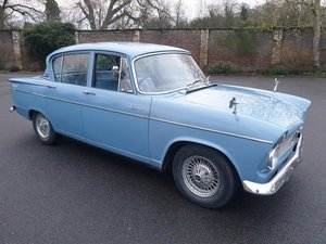 1964 Hillman Superminx SOLD by Auction