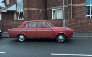 1968 Hillman Mins Amazing 25k miles barn find For Sale