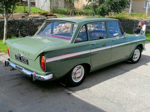 Hillman super minx lovely car. 1966 SOLD (picture 5 of 6)