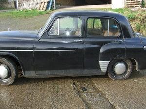 1955 Hillman minx For Sale