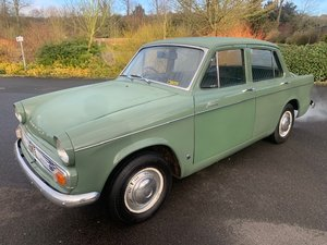 1967 Hillman Minx De-luxe SOLD by Auction