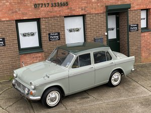 Picture of 1965 Hillman Minx, 26000 miles from new  SOLD