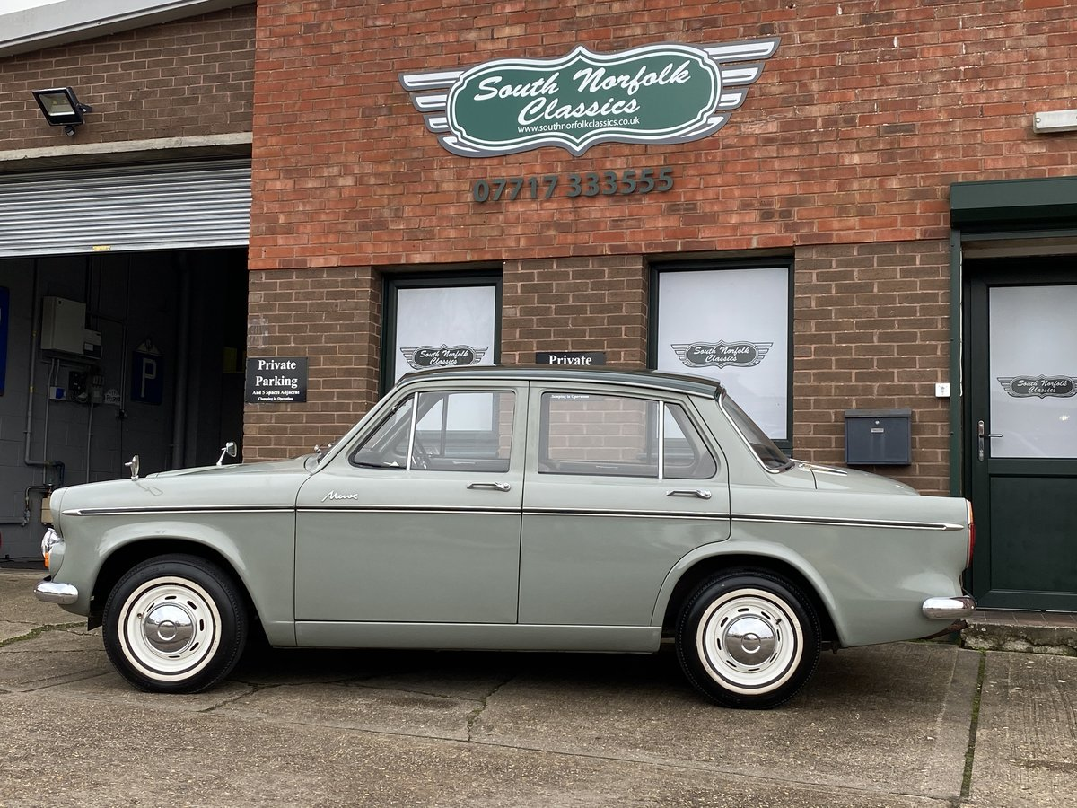 1965 Hillman Minx, 26000 miles from new  For Sale (picture 2 of 6)