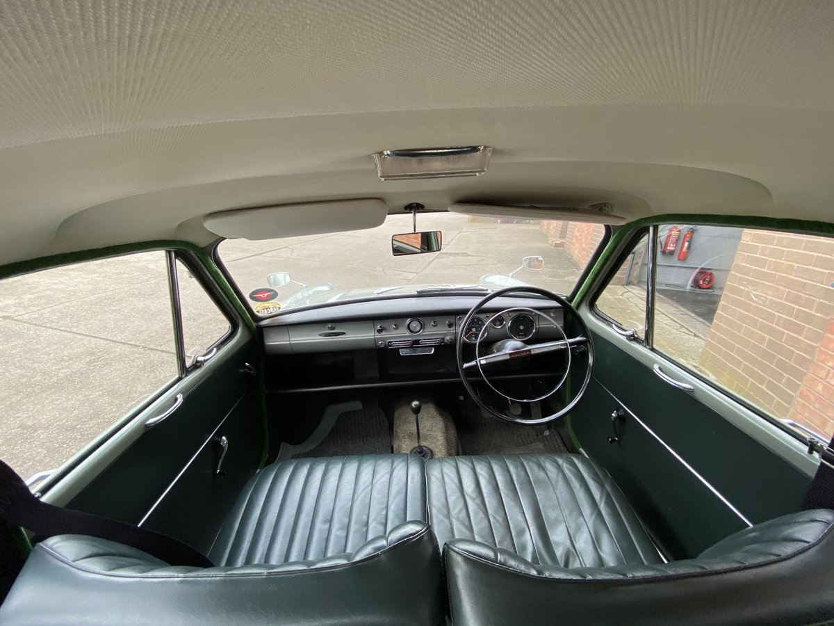 1965 Hillman Minx, 26000 miles from new  For Sale (picture 3 of 6)