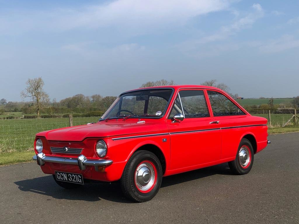 1968 Hillman Imp Californian For Sale (picture 1 of 6)