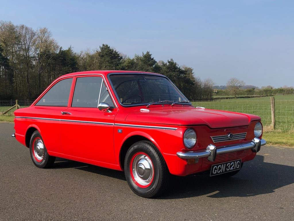 1968 Hillman Imp Californian For Sale (picture 3 of 6)