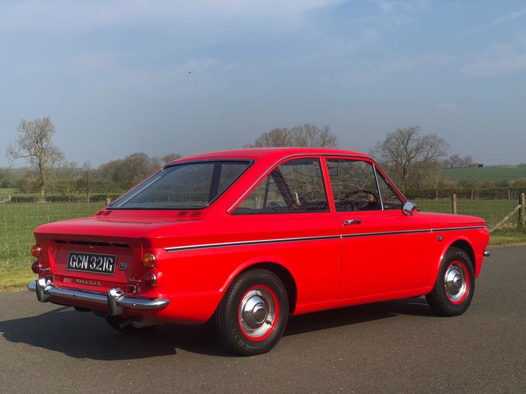 1968 Hillman Imp Californian For Sale (picture 4 of 6)