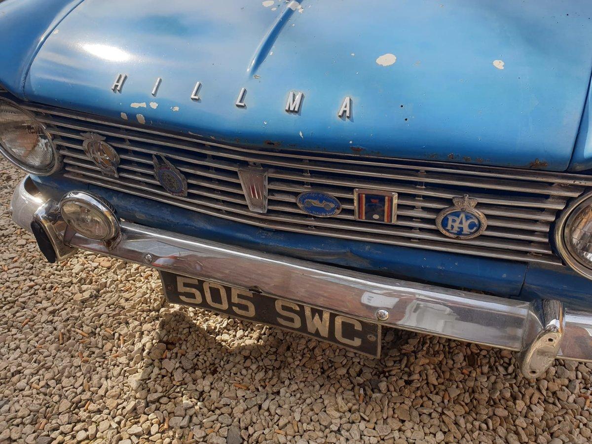1963 Hilman Superminx For Sale (picture 3 of 6)