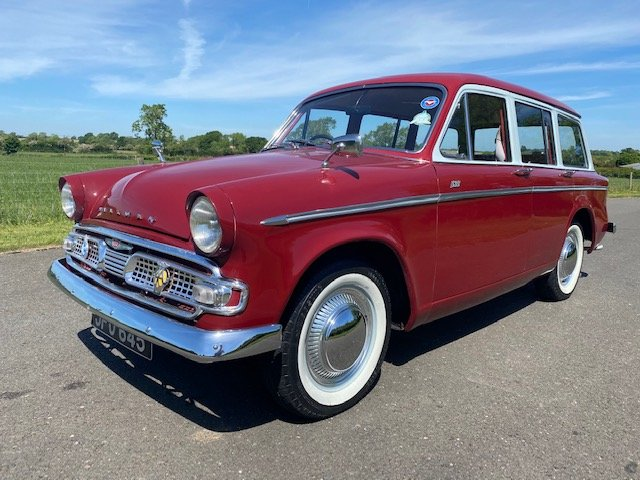 1962 Hillman Minx 1600 Estate Series III For Sale (picture 1 of 6)