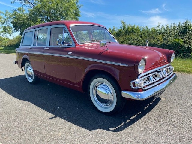 1962 Hillman Minx 1600 Estate Series III For Sale (picture 3 of 6)