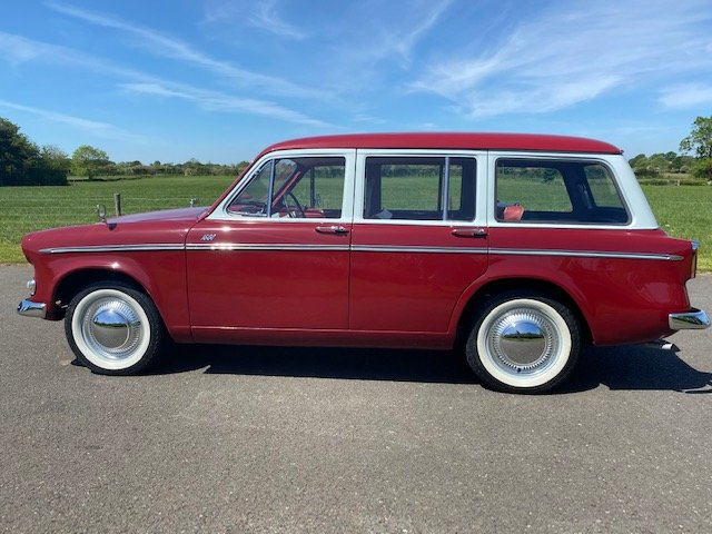 1962 Hillman Minx 1600 Estate Series III For Sale (picture 4 of 6)