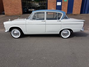 Picture of Hillman Super Minx Saloon 1964 SOLD