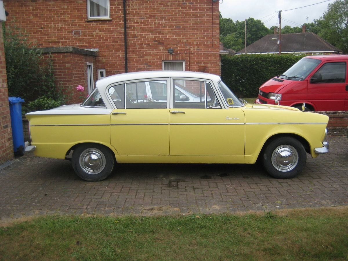 1963 Hillman Super Minx Automatic SOLD (picture 1 of 6)