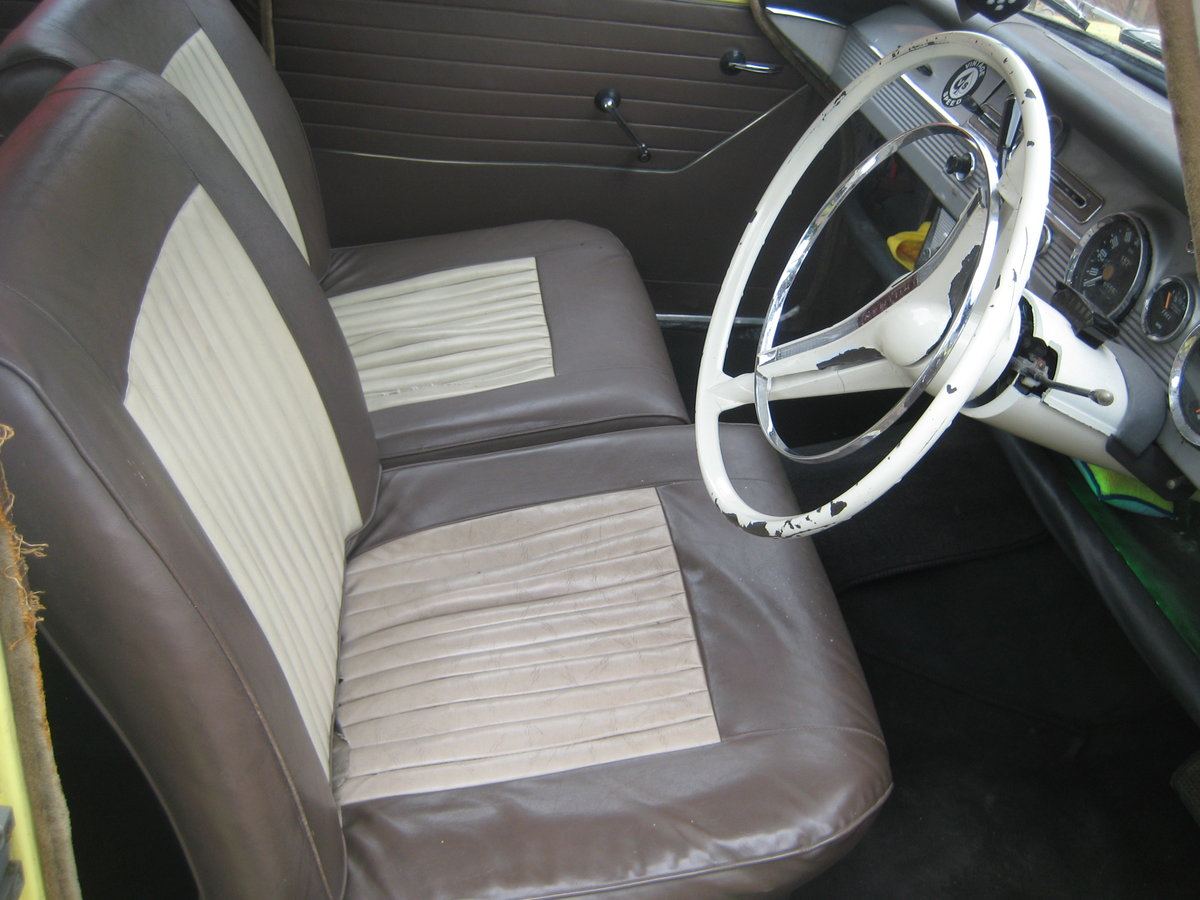 1963 Hillman Super Minx Automatic SOLD (picture 4 of 6)
