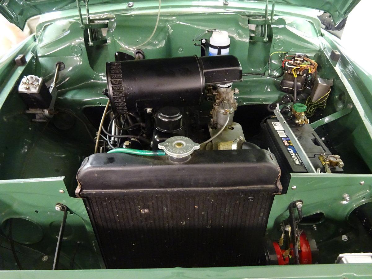 1955 HILMAN MINX MkV111 THREE POSITION DROPHEAD For Sale (picture 6 of 6)
