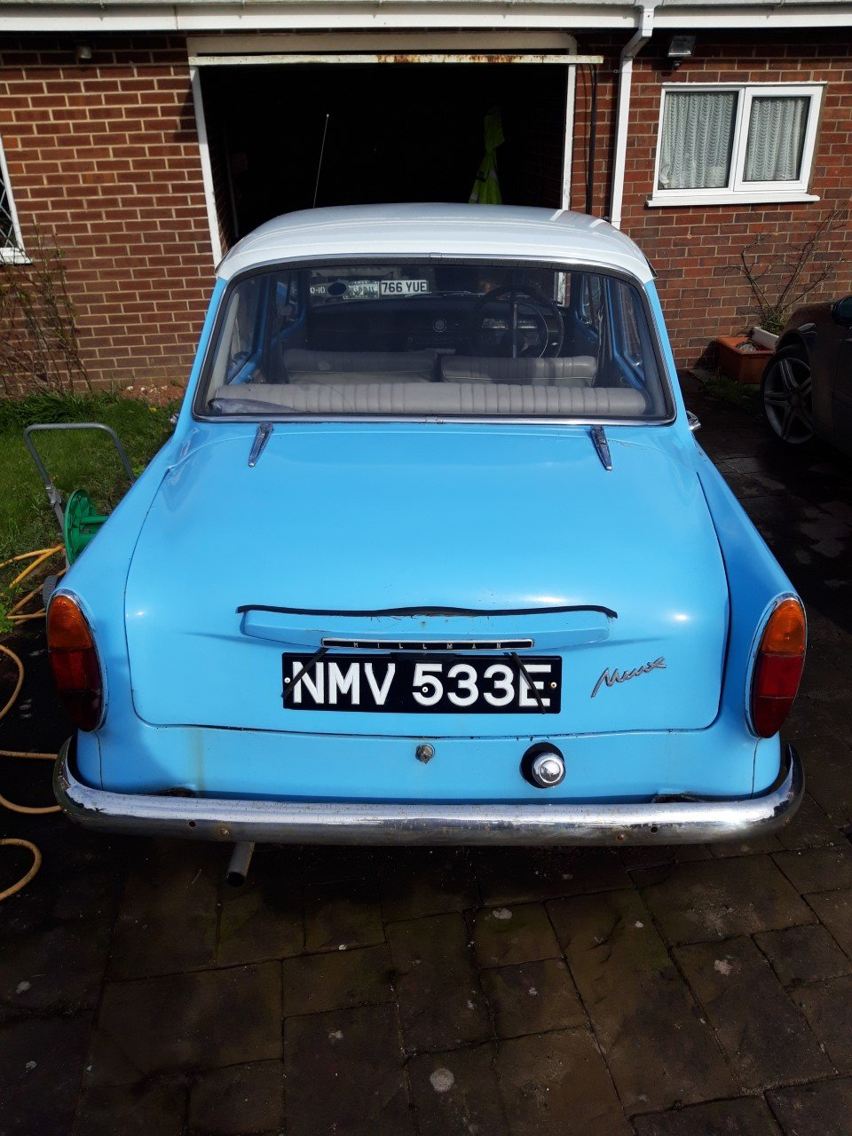 1967 Hillman Minx For Sale (picture 1 of 6)