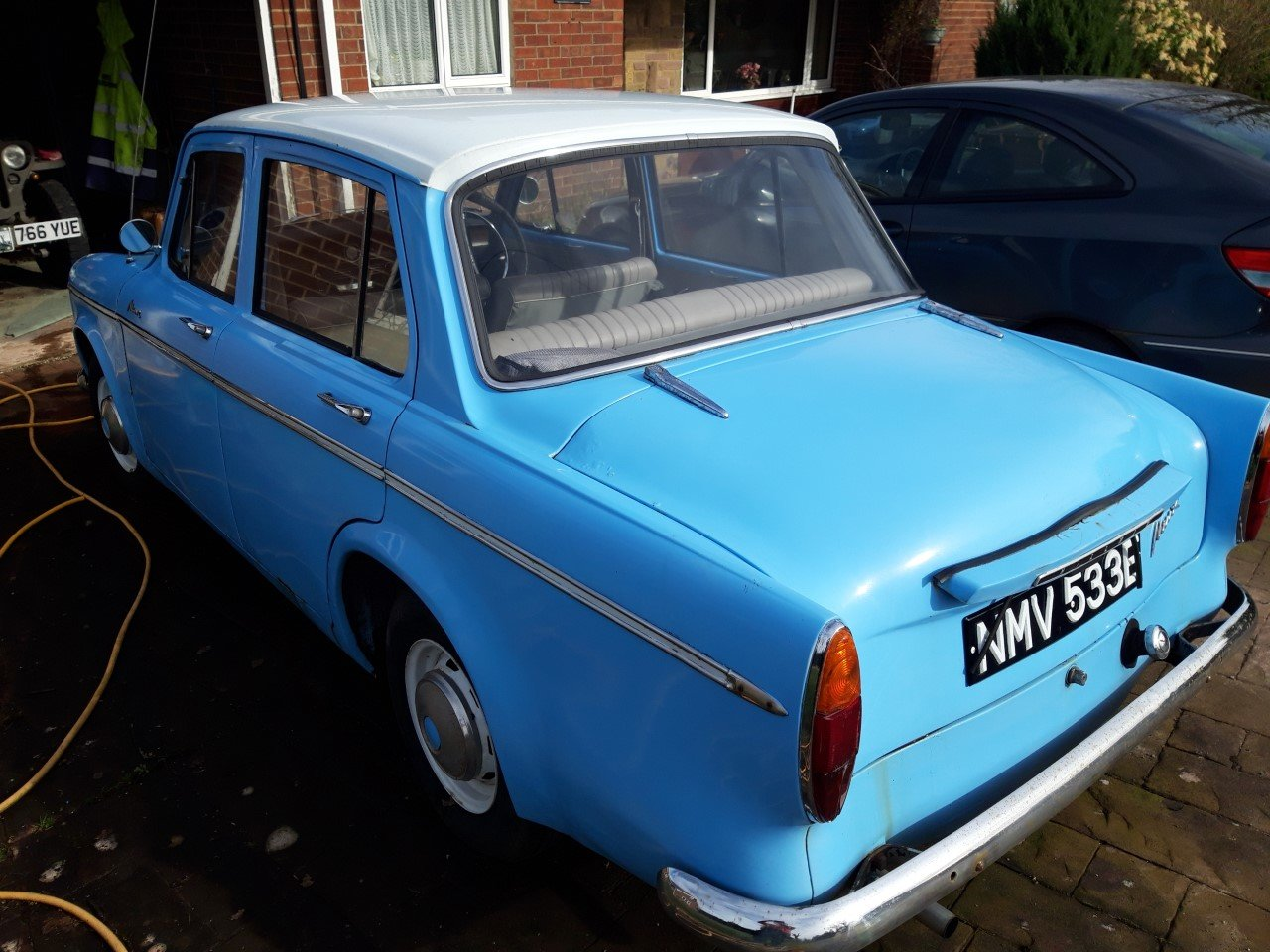 1967 Hillman Minx For Sale (picture 6 of 6)