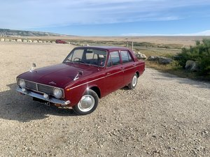 1968 Super rare Hillman New Minx! UNLEADED! 25k miles!