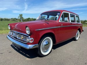1962 Hillman Minx 1600 Estate Series III