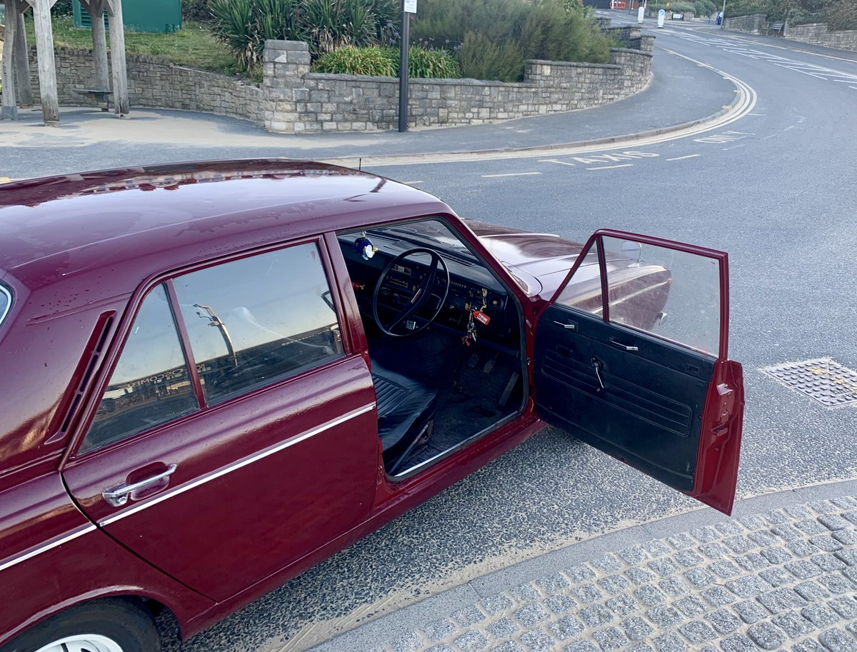 1968 Super rare Hillman New Minx! UNLEADED! Not Paykan For Sale (picture 5 of 6)